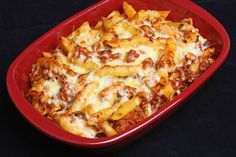Baked Ziti with Ground Beef – WeightWatchers – Healthy & Fit