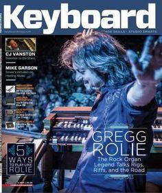 Keyboard Magazine - March 2015, March 2015, March, Magazine, Keyboard Magazine, Keyboard, 2015, Magesy.be