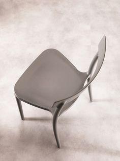 "Sedia Design Moderno ""Corsocomo"" By La Seggiola [www.viadurini.it]"