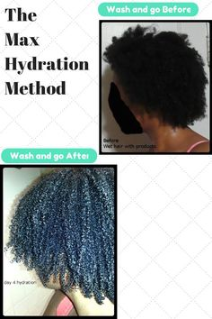 Max Hydration Method Testimony #washngo results on #kinkyhair #maxhydrationmethod