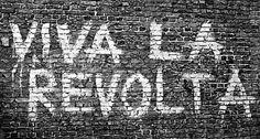 Viva la revolta | Anonymous ART of Revolution