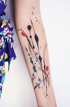 1 | 9 Artists Who Stretch The Rules Of Tattoo Design | Co.Design | business + design