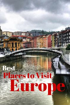 Check out our new series of the 100 Places to See in Europe. Here is part one, featuring wanderlust inducing locations of wonder.