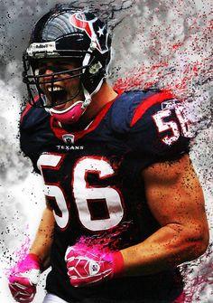 Brian Cushing - Texans
