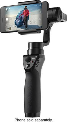 DJI - Osmo Mobile Gimbal Stabilizer - Angle