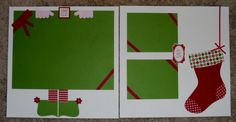 by - Cards and Paper Crafts at Splitcoaststampers Christmas Scrapbook Layouts, Scrapbook Pages, Scrapbooking Ideas, Baby Boy Scrapbook, Paper Pumpkin, The Elf, Paper Design, Christmas Cards, Paper Crafts