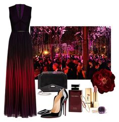 m5 by muge-ucar on Polyvore featuring Elie Saab, Christian Louboutin, Givenchy, Pomellato, Yves Saint Laurent and Dolce & Gabbana Fragrance