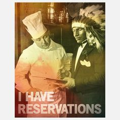 I Have Reservations 11x14 now featured on Fab.
