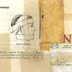 A Collage A Day: Bandage