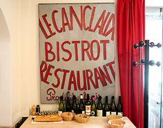 Restaurant le Canclaux Nantes (Bons produits, Sélection Tables de Nantes 2015)