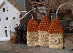 ma.k / Vianočná dekorácia domček Straw Bag, Ale, Handmade, Fashion, Moda, Hand Made, Fashion Styles, Ale Beer, Fashion Illustrations