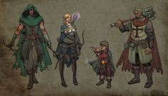 Noble Heroes