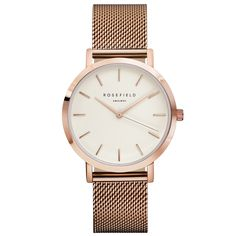 online shopping for Rosefield Mercer Mesh Strap Watch, from top store. See new offer for Rosefield Mercer Mesh Strap Watch, Mesh Bracelet, Bracelet Watch, Bracelets, Mercer Watch, Cool Watches, Watches For Men, Women's Watches, Watches Online, Ladies Watches