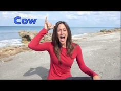 This video reviews the American Sign Language (ASL) for Animals:   Bird, Fish, Cat, Dog, Horse, Frog and Cow. Via http://www.PattyShuklaKidsMusic.com. Pinned by Personal Touch Therapy