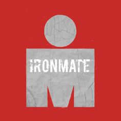 Shop Ironmate t-shirt iron man t-shirts designed by GoBlueDad as well as other iron man merchandise at TeePublic. Iron Man Merchandise, Ironman Tattoo, Npc Bikini Competition, Crew Shirt, T Shirt, Half Ironman, Ironman Triathlon, Ali, Shirt Designs