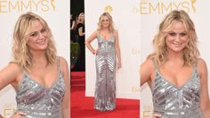 LOVE Amy's hair at the Emmys