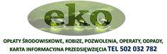 Opracowanie karty informacyjne przedsięwzięcia, tel 502-032-782, Sporządzenie karty informacyjnej przedsięwzięcia, przygotowanie dokumentacji z ochrony środowiska, http://www.youtube.com/watch?v=Jgo_S45UGrA