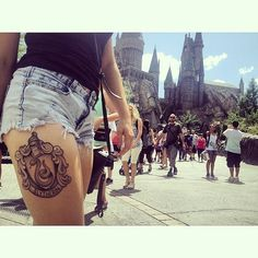 Harry Potter Tattoos That Would Make J.K. Rowling Proud: It's not usually a great idea to get a tattoo for your significant other.