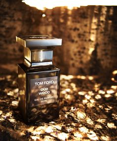 George Pedersen - Still Life Photographer -  Tom Ford - Oud Wood www.georgepedersen.com