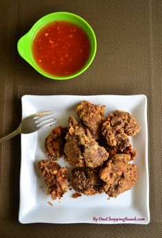 Crispy Fried Chicken Liver 2