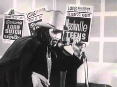 Screaming Lord Sutch - Jack The Ripper (live 1964) - YouTube
