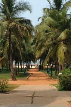 Enjoy Luxury At The Dona Sylvia Beach Resort In Goa, India