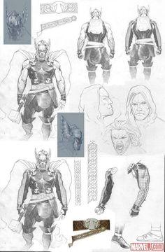 Thor by Esad Ribic *