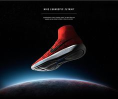 Nike Lunarepic Shoe Poster, Shoes Ads, Shoes Photo, Nike Flyknit, Flyer Design, Design Inspiration, Product Photography, Red Bull, Sneakers
