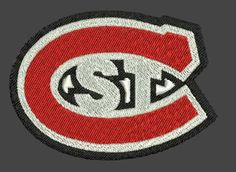 ST. Cloud State Huskies Embroidered Patch