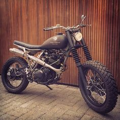 Honda Scrambler by Rock 'n Cycles
