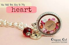 You hold the key to my heart. TEAM Charmed Suite.