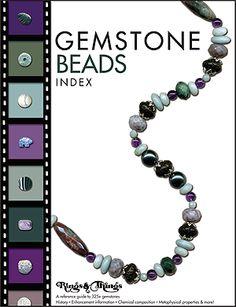 Gemstone Beads Index by Rings & Things