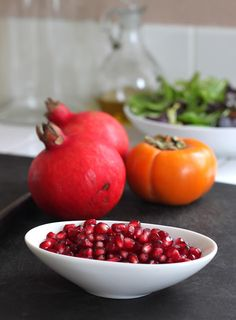 The Cilantropist: Pomegranate Seeds