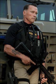 Still of Arnold Schwarzenegger in Sabotage