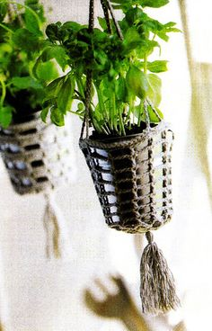 Hanging Pot Holders