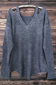 There's no place like this knit. Choose whatever you like at FIREVOGUE.COM