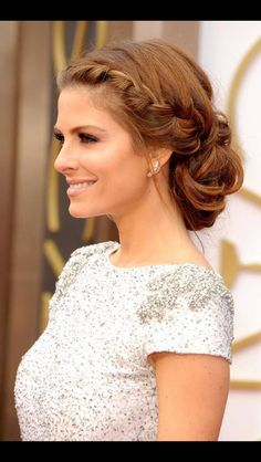 Hair from the Oscars 2014