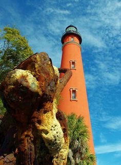 Pounce lighthouse Daytona Beach 02 11 015 by Jack M8 on Flickr