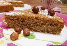 Gâteau aux noisettes (vegan)