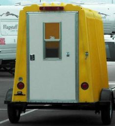 KIT TRAILERS, DO IT YOUR SELF, HOMEMADE TRAILERS, PULMOR VERSA AND YUPPIE…