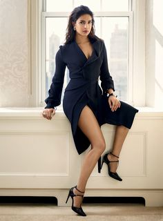 Some More Hot Pics Of Priyanka Chopra From Harper's Bazaar India Magazine…