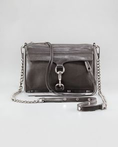 Mini M.A.C. Crossbody Bag by Rebecca Minkoff at Neiman Marcus.