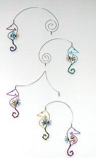79 best art ed kinetic art images on pinterest alexander calder kinetic art like this seahorse mobile solutioingenieria Images