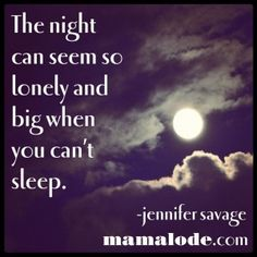 Being a mom = less sleep. Savagemama finds out how much less.