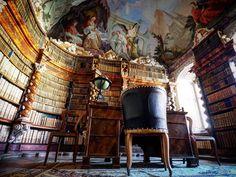 Barocke Bibliothek