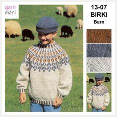 Pullover Hat & Legwarmers pattern by Astrid Ellingsen Kids Patterns, Knitting Patterns, Boys Sweaters, Men Sweater, Icelandic Sweaters, Horse Pattern, Fair Isle Knitting, Studio, Ravelry