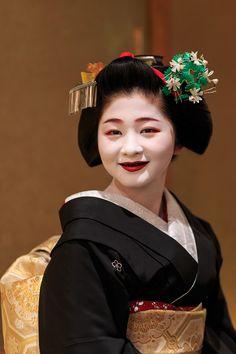 Maiko Satsuki先笄(祇園甲部・紗月さん) : 花景色-K.W.C. PhotoBlog
