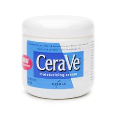 CeraVe Moisturizing Cream......my favorite hand AND body lotion right now! ...patented MVE formulation releases ceramides and other essential ingredients throughout the day, so they penetrate deep into the skin to hydrate and nourish.