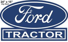 Ford Tractor, Laser Cutout Metal Sign, custom shape vintage style retro gas oil garage art wall decor RG by HomeDecorGarageArt on Etsy Garage Signs, Garage Art, Ford Falcon, Vinyl Board, Everything Country, Ford Tractors, Country Signs, Custom Metal, Home Decor Wall Art