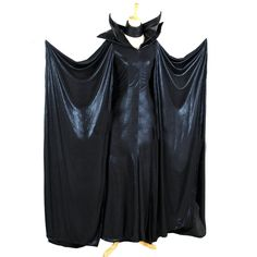 Newest Disney Maleficent Evil Queen Black Angelina Jolie Act Cosplay Costume Newest Disney Maleficent Evil Queen Black Angelina Jolie Act Cosplay Costume in Clothes, Shoes & Accessories, Fancy Dress & Period Costume, Fancy Dress Maleficent Cosplay, Malificent Costume, Maleficent Horns, Maleficent Halloween, Halloween Dress, Halloween Cosplay, Cosplay Costumes, Halloween Costumes, Cosplay Ideas